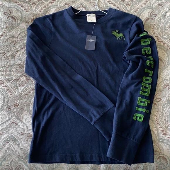 2 boys Abercrombie kids shirts